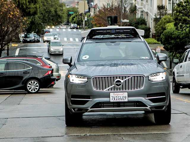 Volvo to Supply Uber with Thousands of Self-Driving Cars