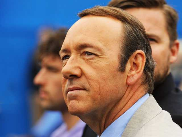 Report: UK Police Investigating 2nd Spacey Sex-Assault Claim