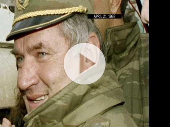 UN Court Convicts Ratko Mladic of Genocide