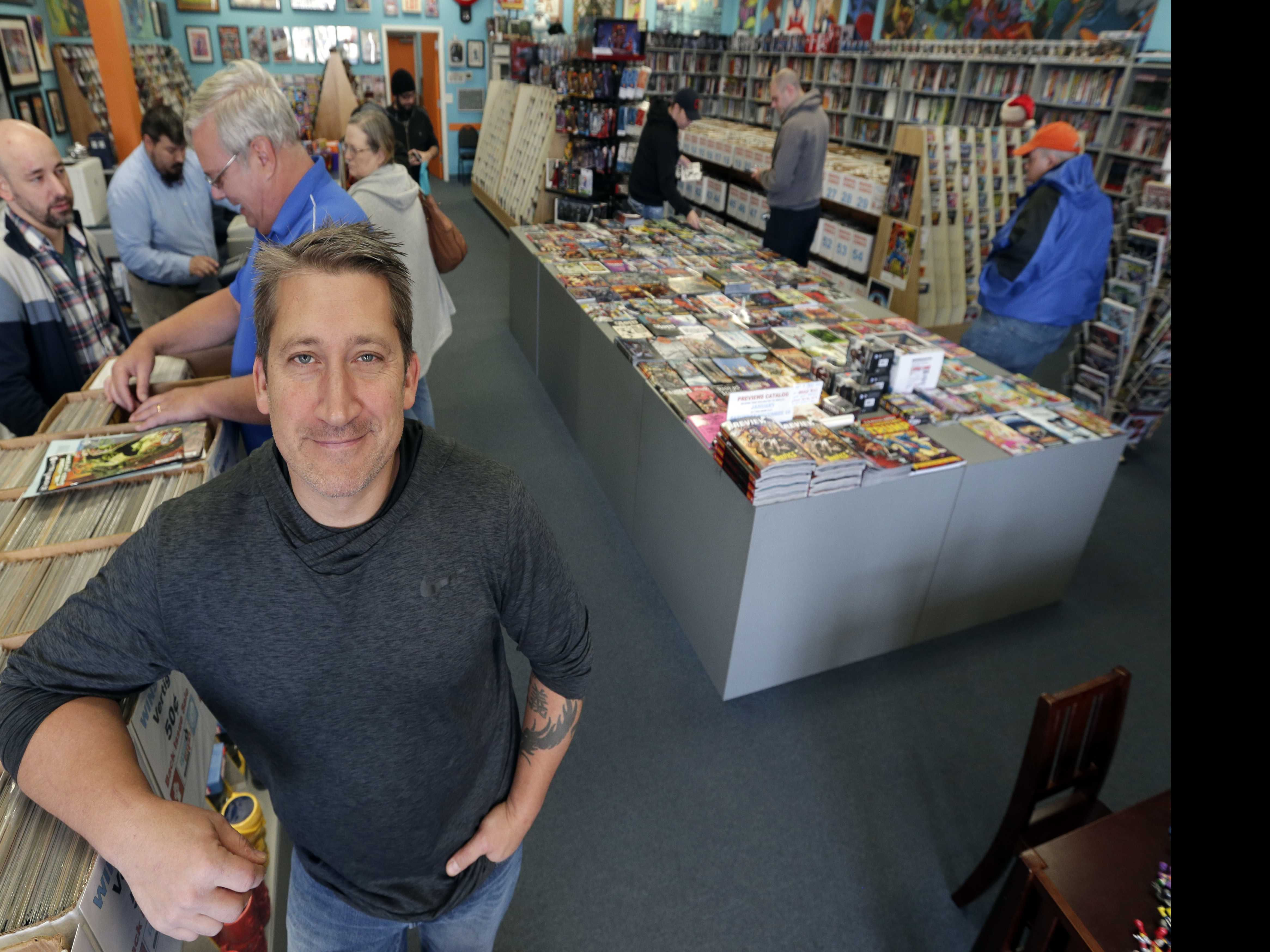 Small Retailers Aim for Emotional Ties Big Chains May Lack