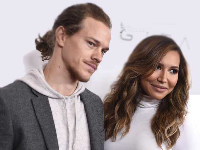 'Glee' Actress Naya Rivera Accused of Domestic Battery on Husband
