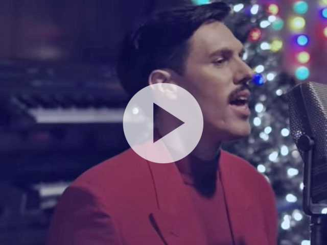 Watch: Sam Sparro Releases Music Video for 'Christmas in Your Heart'