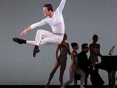 The Joffrey Ballet Brings the Joy