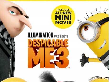 Review :: Despicable Me 3