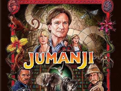 Review :: Jumanji
