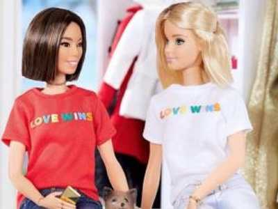 Barbie Announces Support for LGBTQ Equality