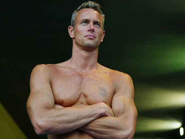 Olympic British Swimmer Mark Foster Comes Out as Gay