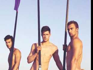 Rowing Team's Steamy Calendar Raises Money To Fight Homophobia
