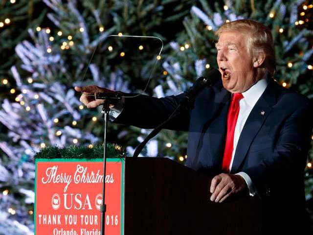 Trump Admin Keeps White House Christmas Party White: Black & Gay Reporters Not Invited
