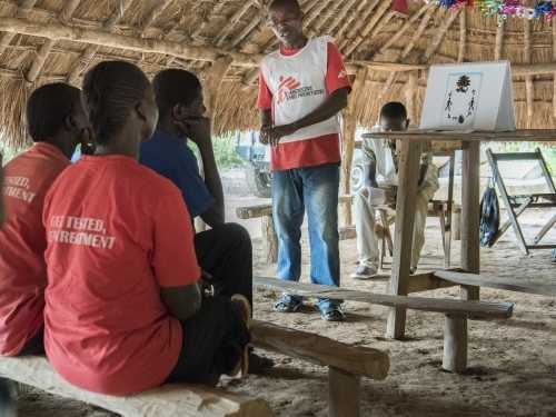 South Sudan: Treating HIV-Positive People Affected by Conflict