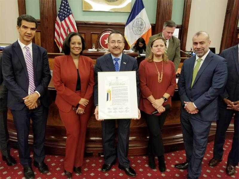 On Eve of WAD, NYC Recognizes Latino Commission on AIDS