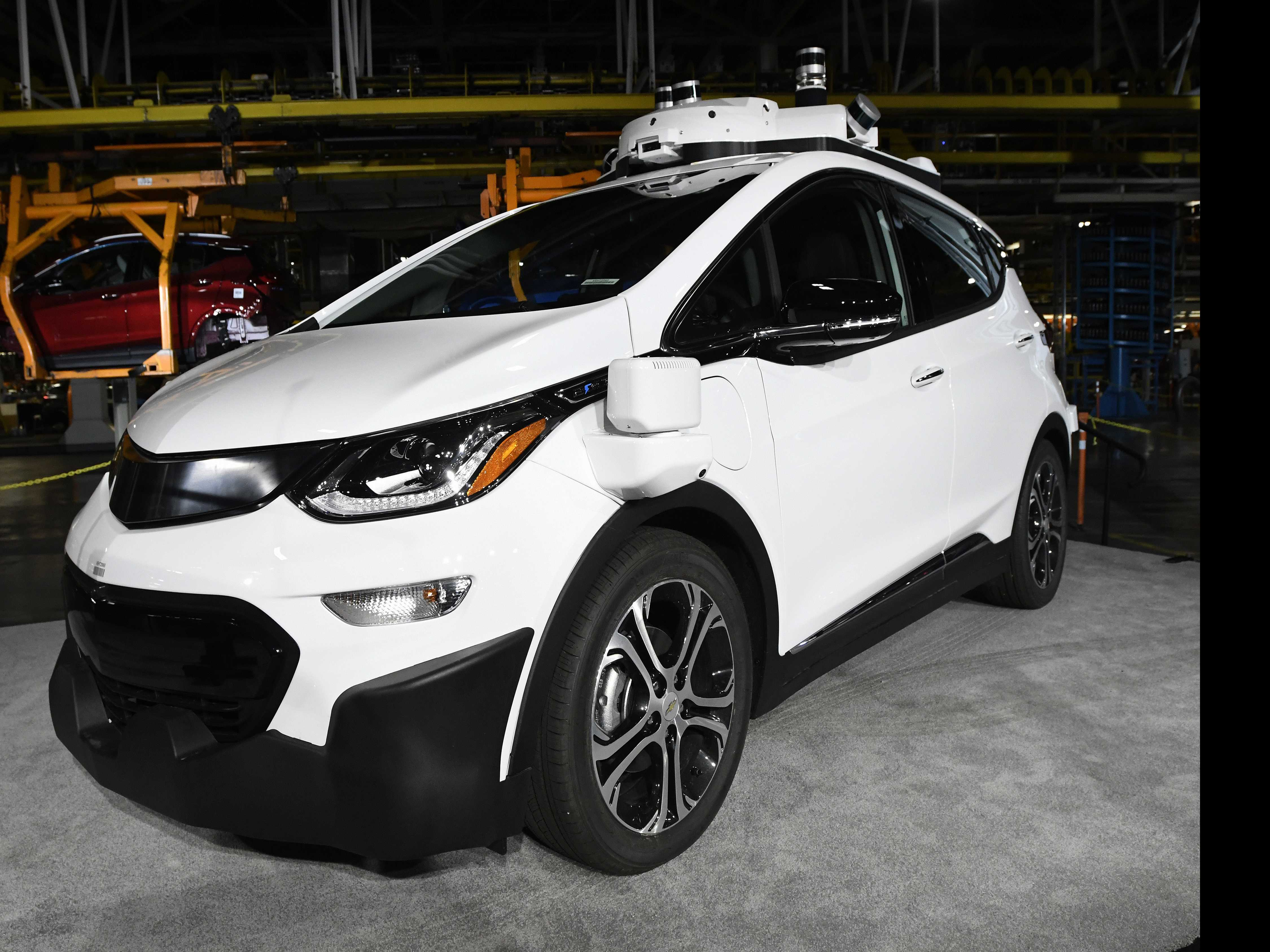 GM to Launch Self-Driving Vehicles in Big U.S. Cities in 2019