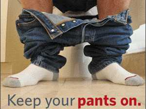 Napo Pharma's Award-Winning 'Keep Your Pants On' Campaign