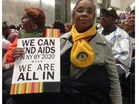 Ending the HIV/AIDS Epidemic by 2020