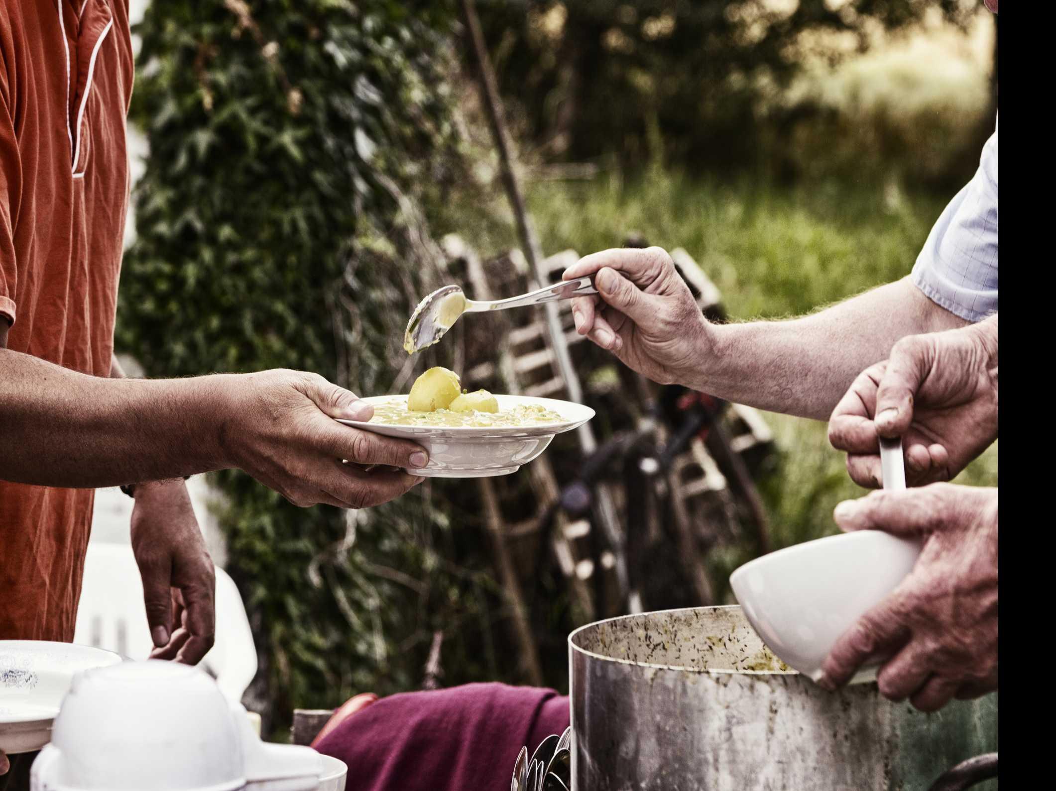 'Souper' Saturday Benefits Soup Kitchen in Provincetown