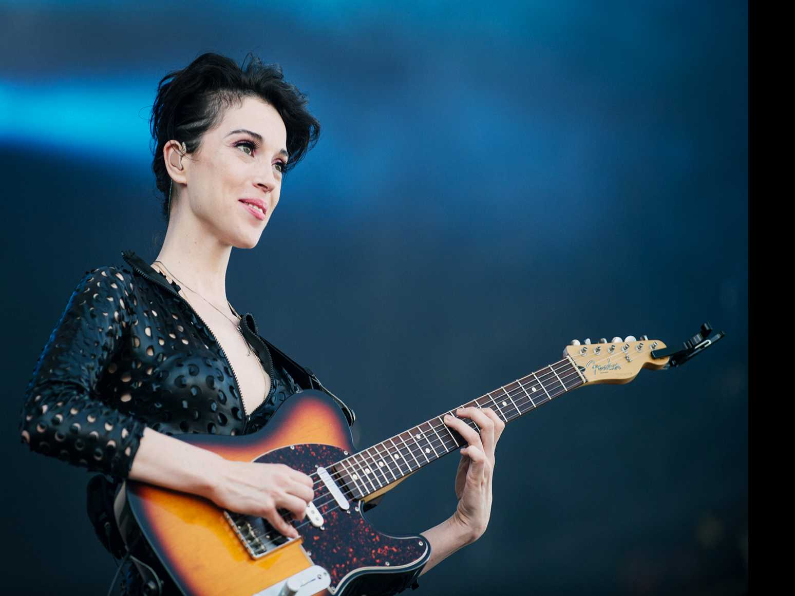 Review :: St Vincent. House of Blues/Boston. November 30, 2017