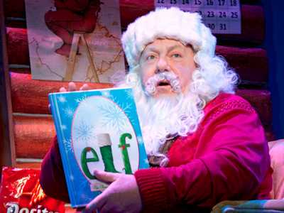 Review :: Elf - The Musical