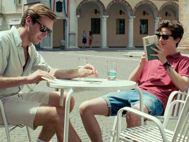 LA Critics Name 'Call Me By Your Name' Best Film of 2017