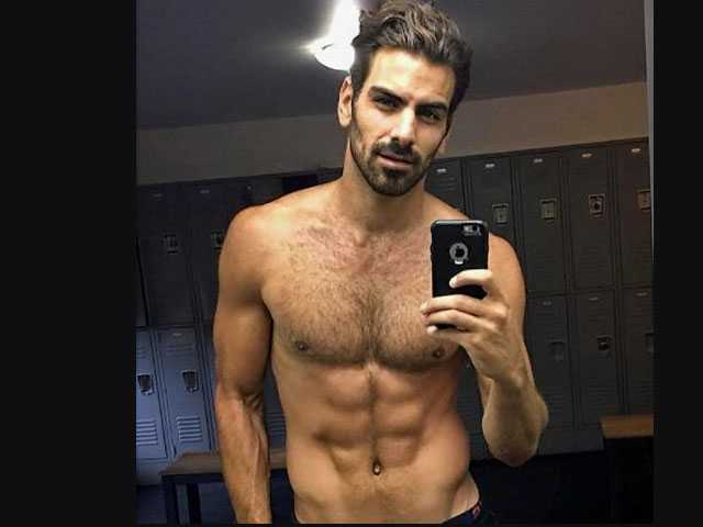 PopUps: Model Nyle DiMarco Entices Fans with NSFW Photo