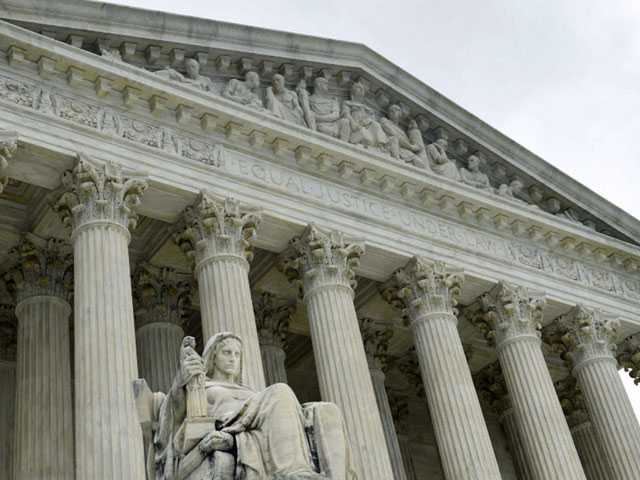 Supreme Court Lets Stand Texas Ruling on Gay Spouse Benefits