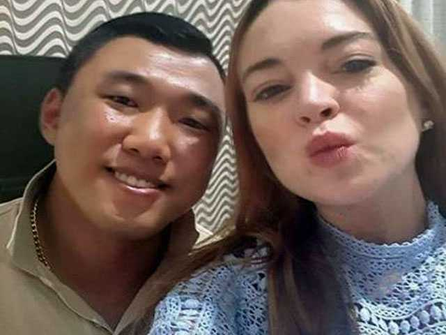 PopUps: Is Lindsay Lohan Dating a Korean Bodybuilder Billionaire?