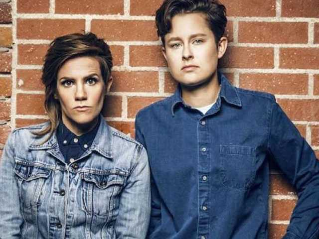 Cameron Esposito and Rhea Butcher Release 'Back To Back'