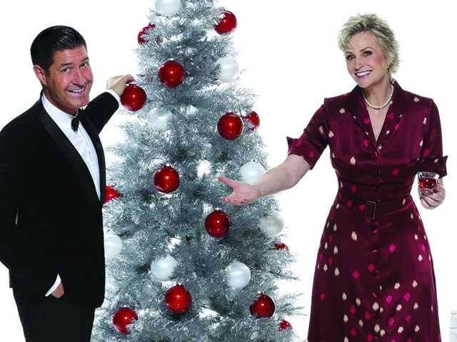 Jane Lynch and Friends Present A Swinging Holiday