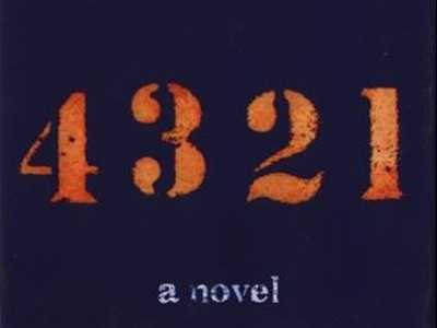 Review :: 4 3 2 1: A Novel