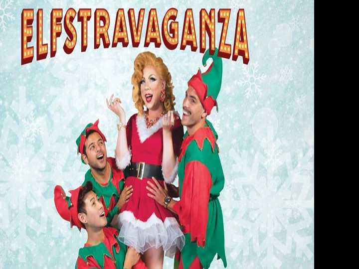 SF Gay Men's Chorus Presents 'Elfstravaganza'