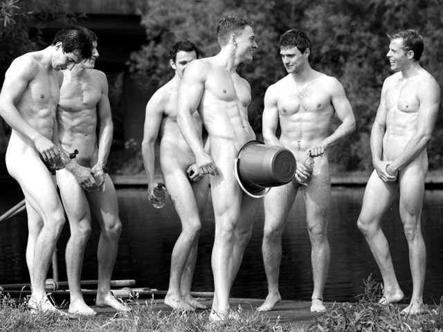 Russia Rejects Warwick Rowers Nude Calendar Likely Due to 'Gay Propaganda' Law