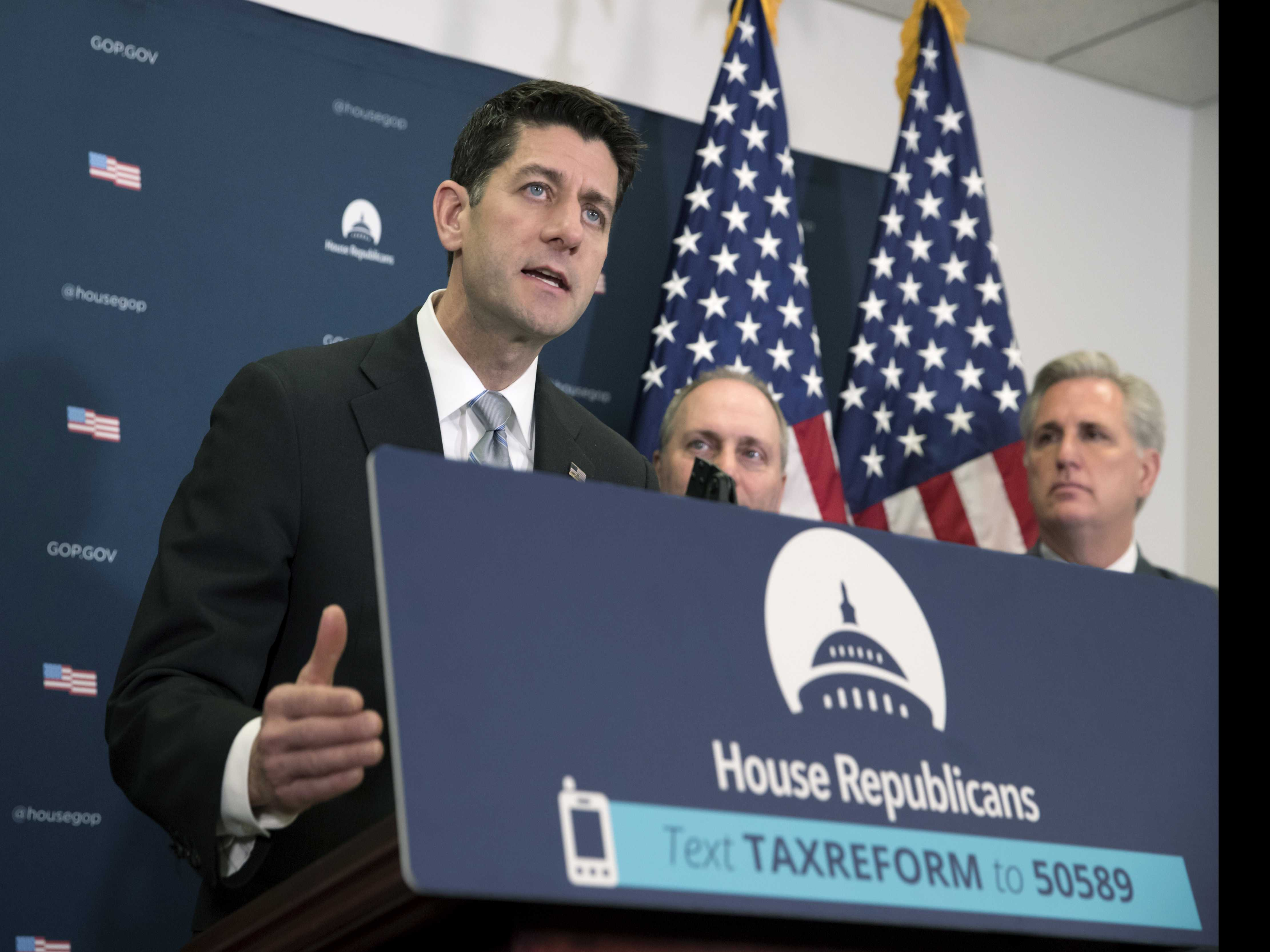 House Conservatives Show Openness to Bill Averting Shutdown