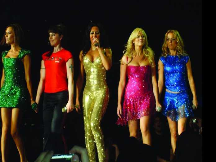 Spice Girls Finally Get Posh Spice to Say Yes