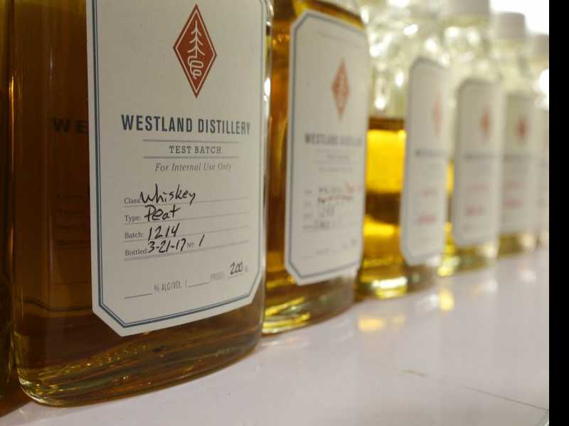 New Frontier for Craft U.S. Whiskey May be Underfoot