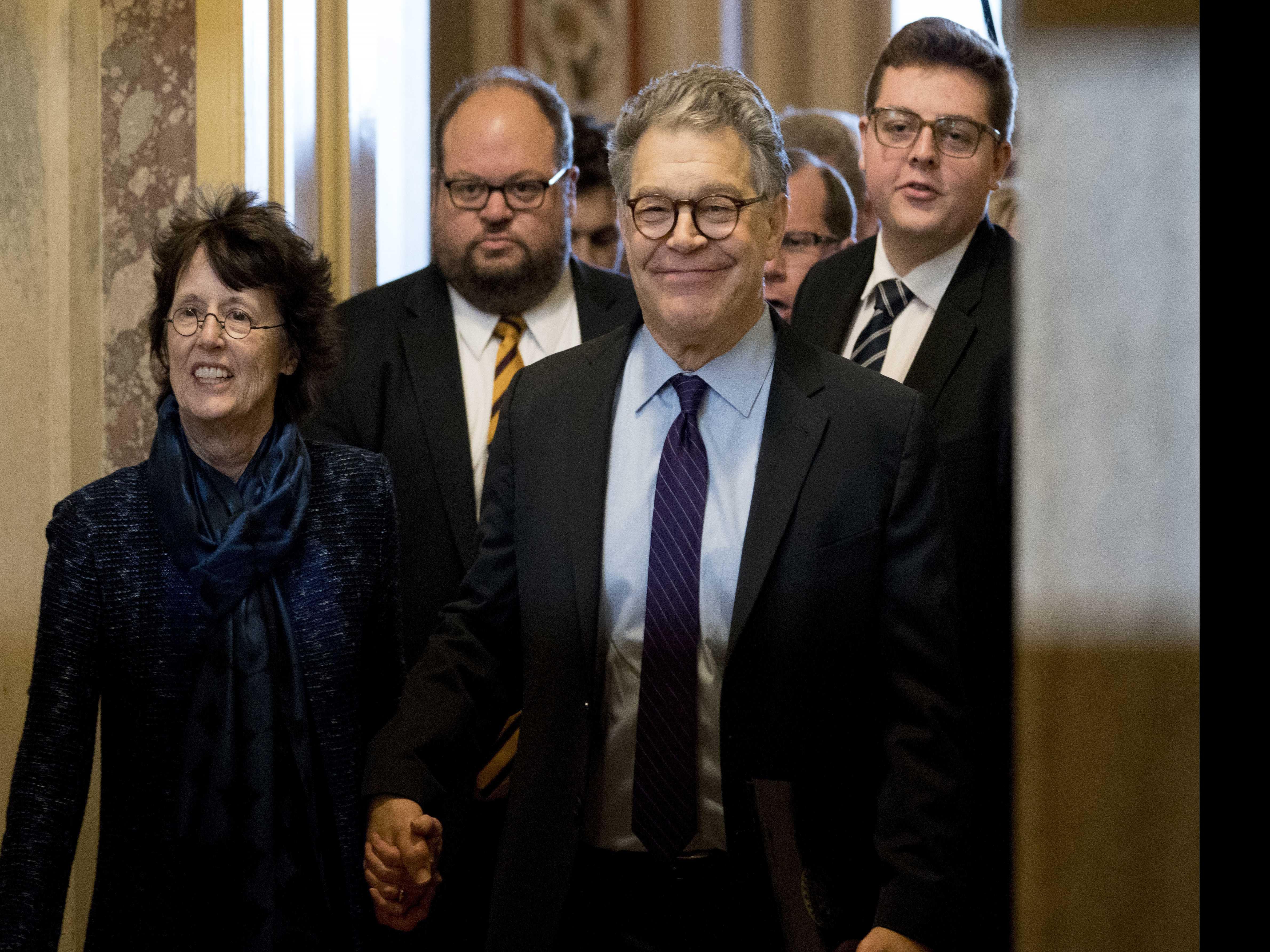 In Franken's Fall, Sudden Senate Pickup Chance for GOP