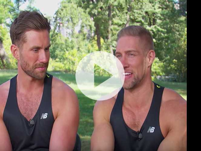 Watch: Gay Members of Well Strung Quartet to Compete on 'Amazing Race'