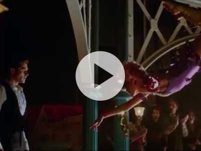 Watch: Zac Efron & Zendaya Talk Acrobatics and 'The Greatest Showman'