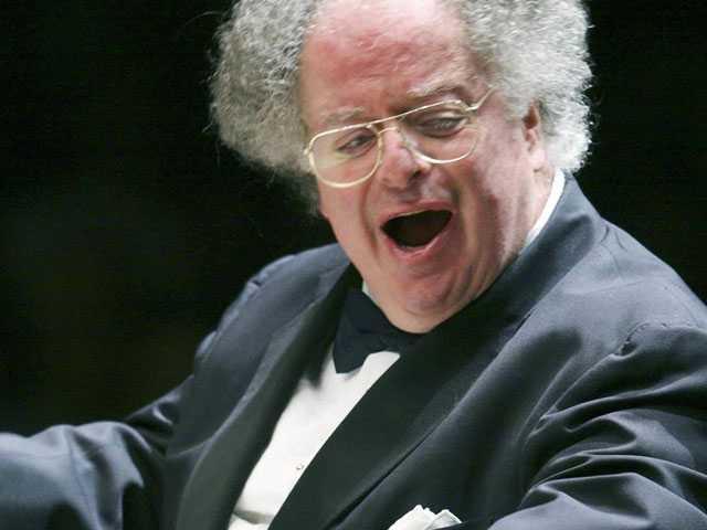 Metropolitan Opera Conductor Levine Denies Sex Allegations