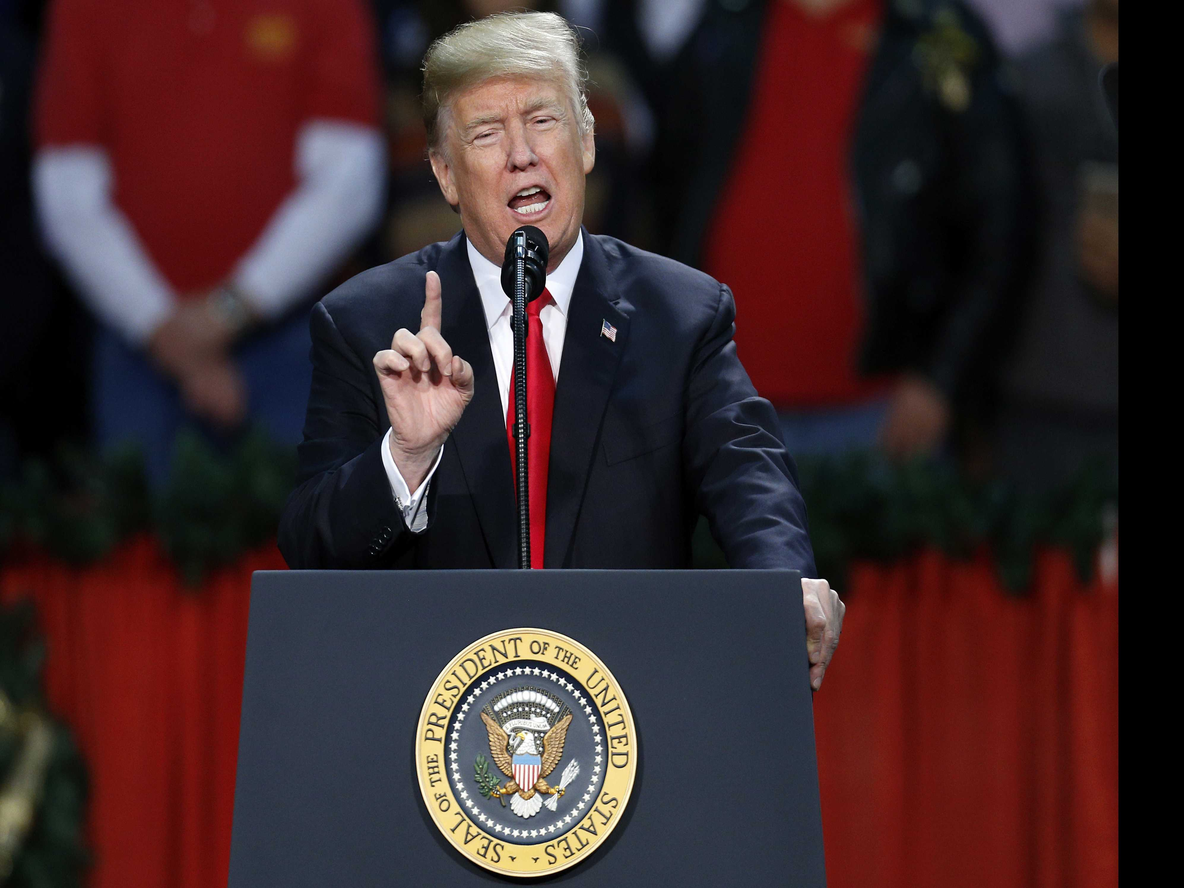 Trump Says US 'Cannot Afford' Roy Moore Loss in Alabama