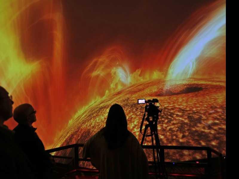 New Planetarium Seeks to Put NJ Science Center on Travel Map