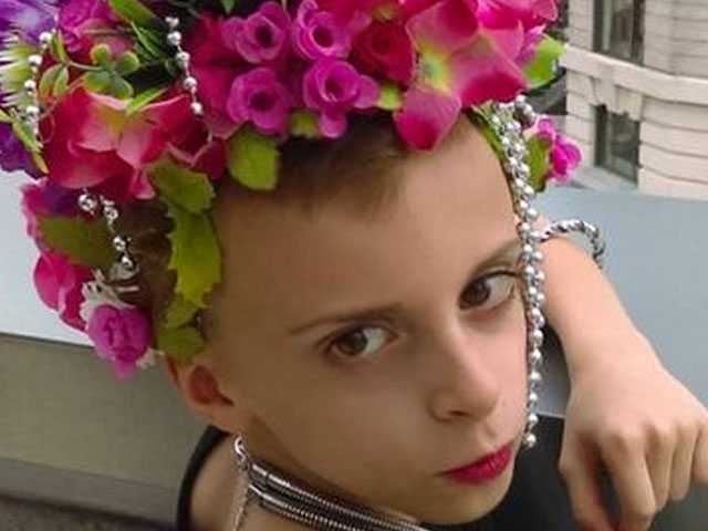 Ten-Year-Old Aspiring Drag Artist Targeted by Haters on Facebook