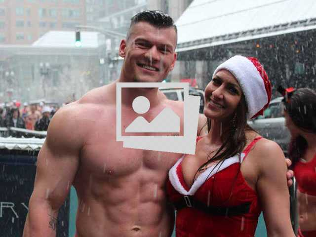 Santa Speedo Run Boston :: December 9, 2017