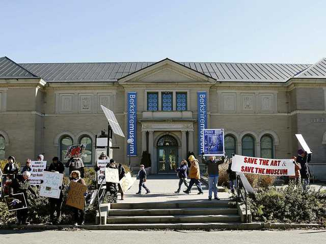 Q&A: Can A Museum Sell Its Art to Stay in Business?