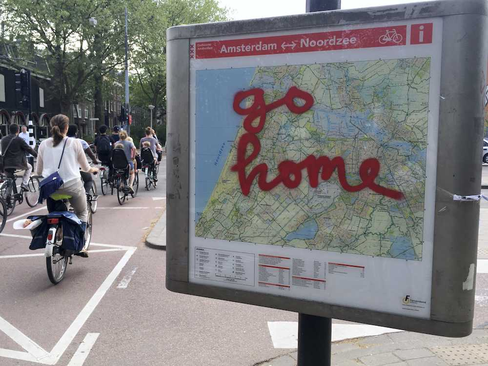 As 'Overtourism' Swamps Amsterdam, Dutch Capital Pushes Back
