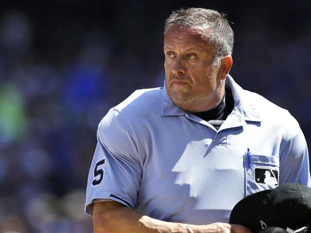 MLB Gay Umpire Dale Scott Retires Rather than Risk More Concussions