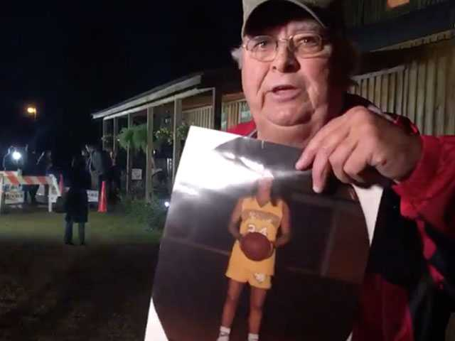 Watch: Emotional Video of Ala. Father Protesting Moore's Anti-LGBTQ Stance Goes Viral