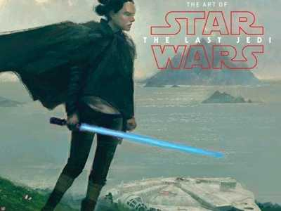 Review :: The Art Of Star Wars - The Last Jedi