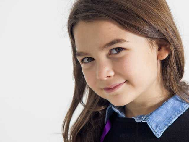 2017 Breakthrough: Brooklynn Prince of 'The Florida Project'