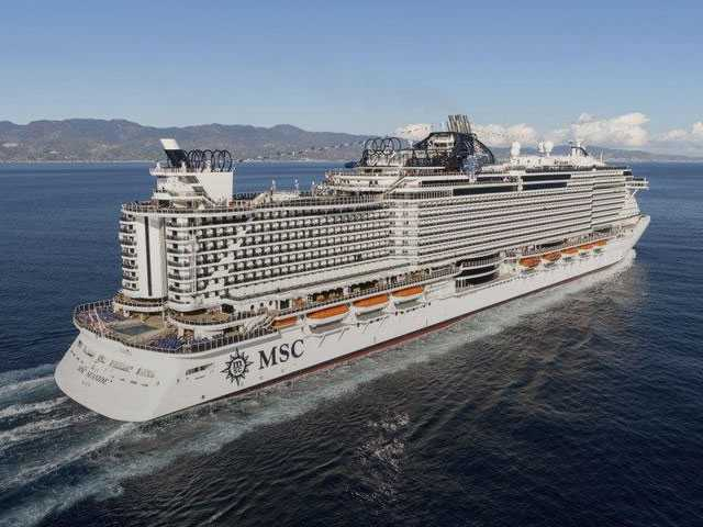 MSC Seaside Wins 2017 Best New Ship by Cruise Critic
