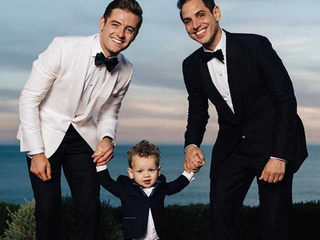 Soccer Star Robbie Rogers Marries Partner Greg Berlanti