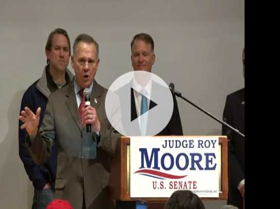 Roy Moore Voters Say They'll Wait for Recount
